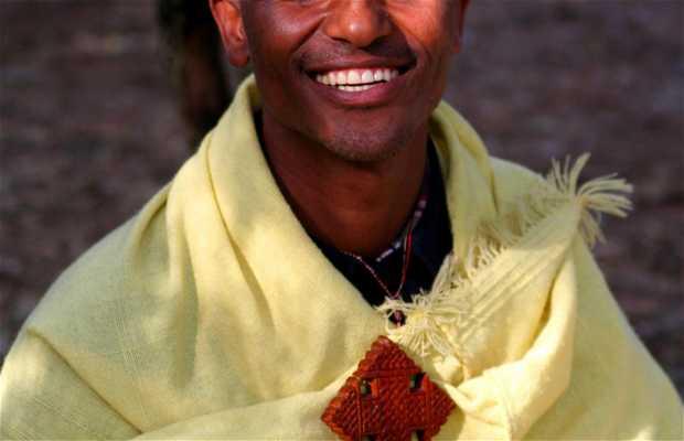 Clergé d'Ethiopie
