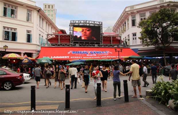 Mercado de Bugis Street