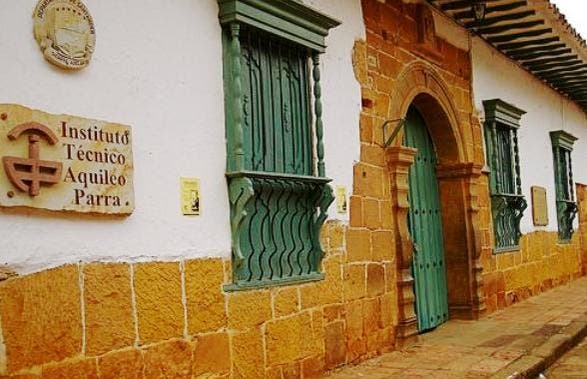 Birthplace of Aquileo Parra