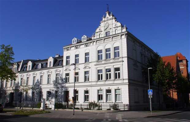 Casco antiguo de Stralsund