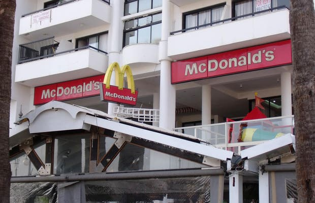 Restaurante McDonald´s