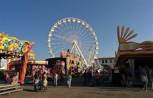Feria de Octubre de Cartaya