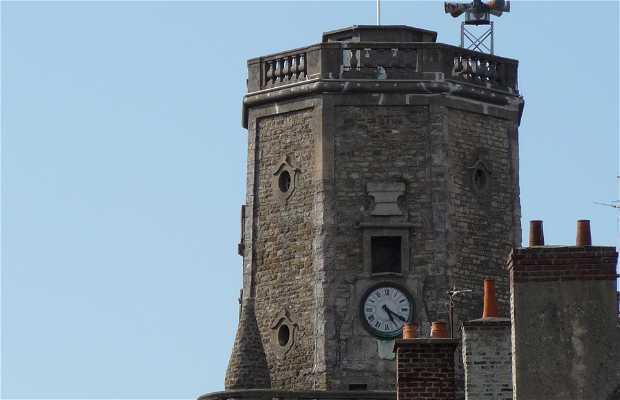 Boulogne's belfry