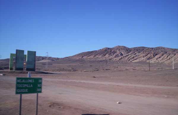 Camino Antofa