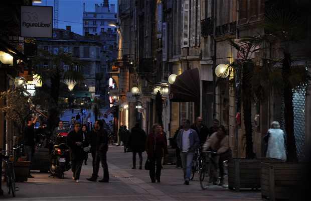 Calle de los Remparts