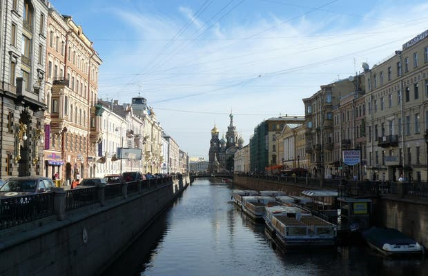 Canal Griboedova