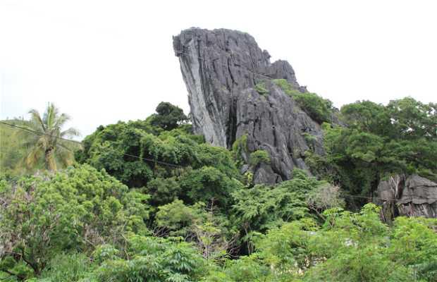 Rocce di Linderalique