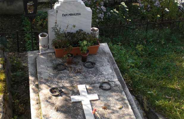 Iglesia y Cementerio de Zarnesti