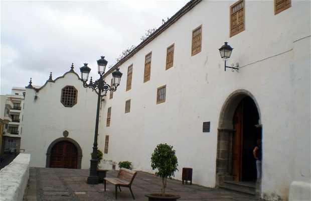 Ex-Convento e Iglesia de San Francisco - Biblioteca Municipal