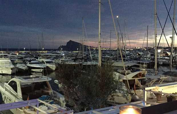 Restaurante club na tico m scara en altea 1 opiniones y 1 fotos - Restaurante el puerto benidorm ...