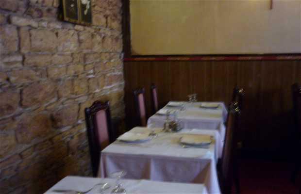 Restaurant La Jonque
