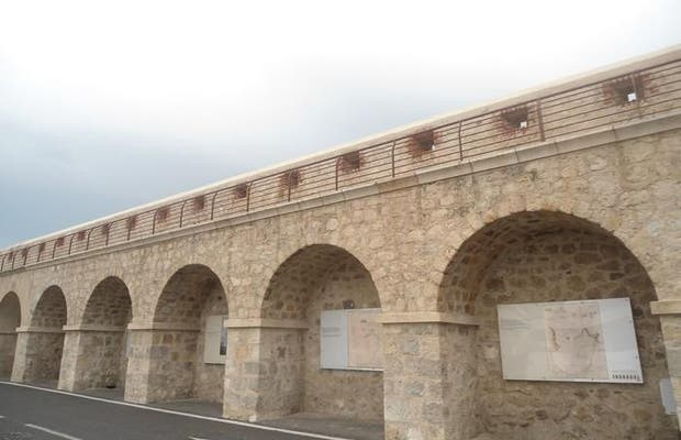 Le bastion d'Antibes