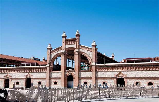 Ancien Abattoir de Madrid