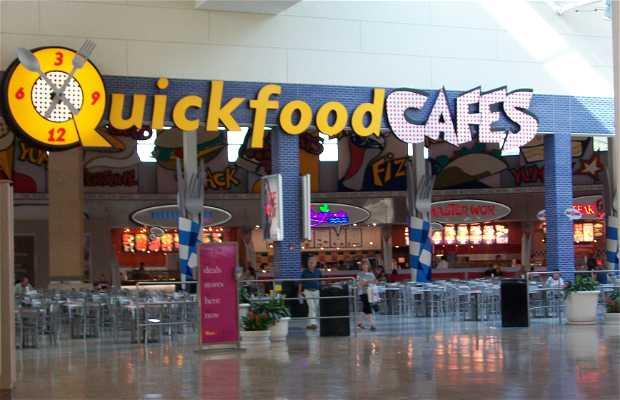 Citrus Park Mall Food Court Restaurants