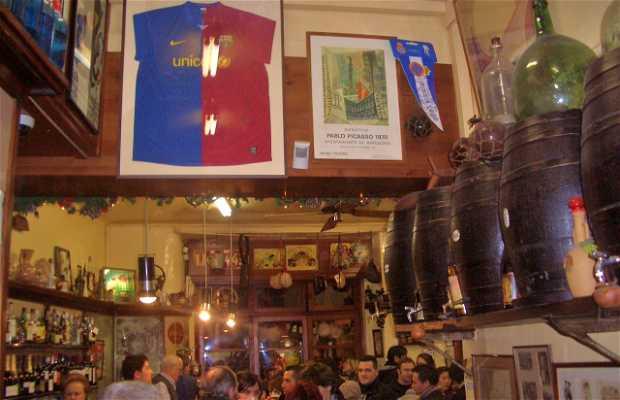 Restaurante El Xampanyet
