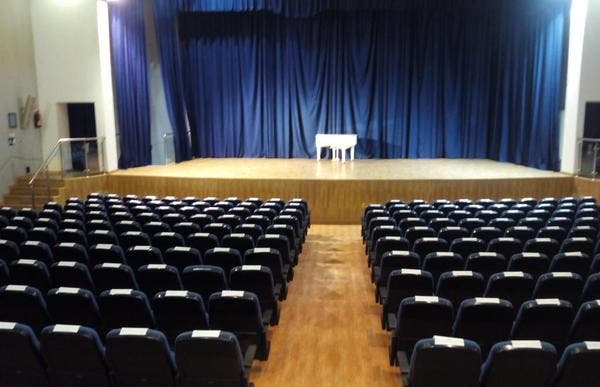 Palacio de Exposiciones y Congresos