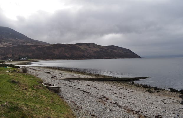 Isle of Arran (5): Caracol Bay