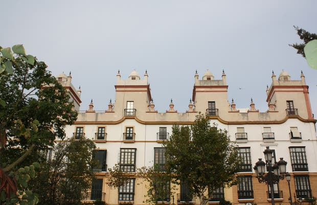 Casa de las 5 torres