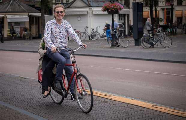 Utrecht en bicicleta