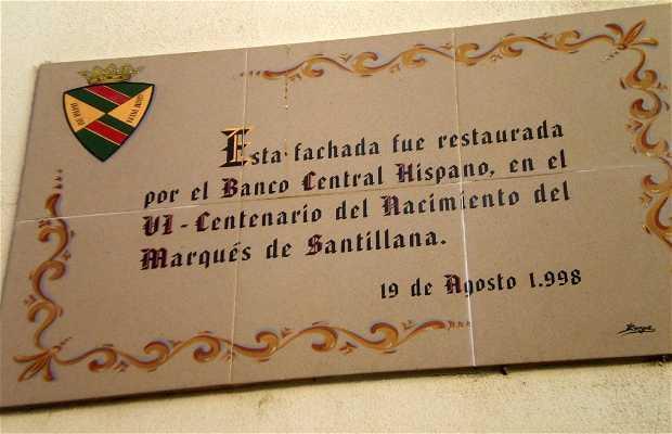Casa del Marchese di Santillana a Carrión de los Condes