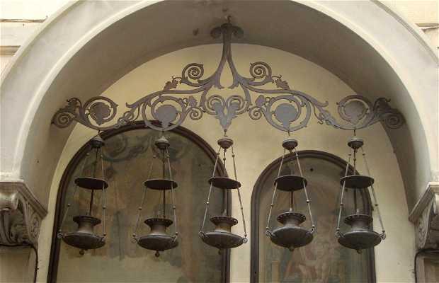 Tabernacle des 5 Lámparas