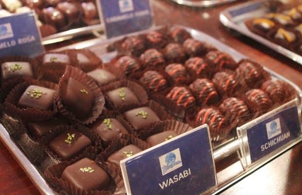 Blue Moon Chocolates