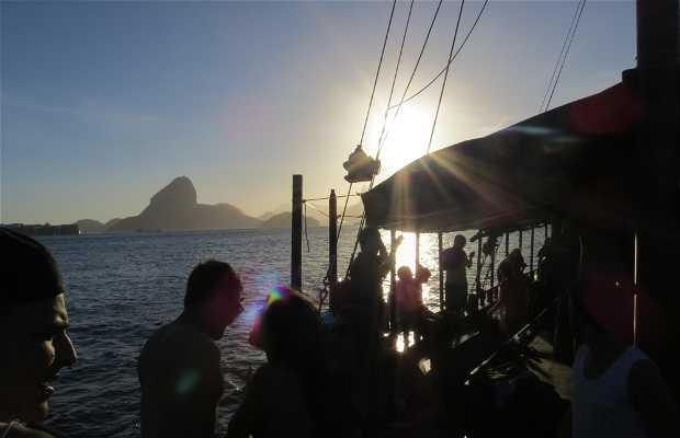 Festa no Boat Club