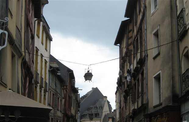 Calle Saint Michel - Calle de la Sed