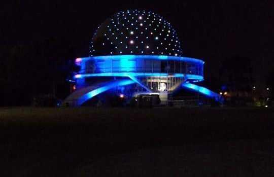 Planetario De Palermo