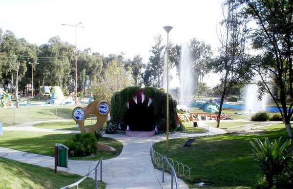Parque Acuático Mariscal de Santa Cruz