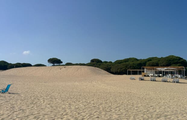 Playa de Nuevo Portil