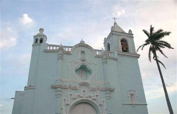 Templo de la Virgen de la Candelaria