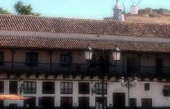 Batîment des corridors ( Edificio de Los Corredores)