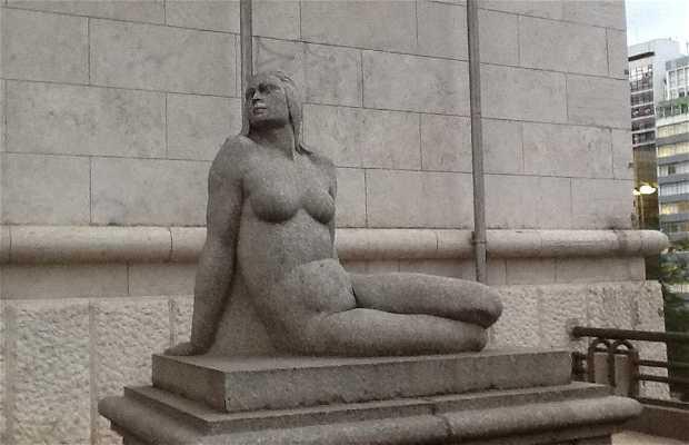 Escultura Guanabara