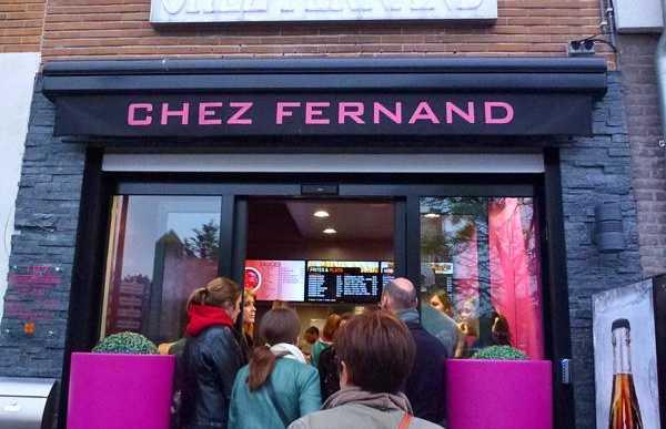 Friterie Chez Fernand