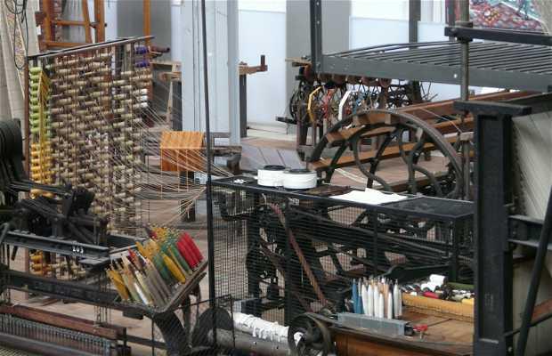 Manufacture des Flandres - Musée/Atelier du Textile de Roubaix
