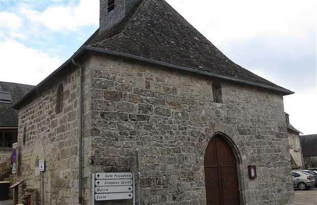 Chapelle de Jugeals-Nazareth