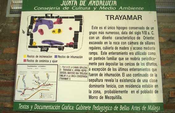 Necrópolis de Trayamar