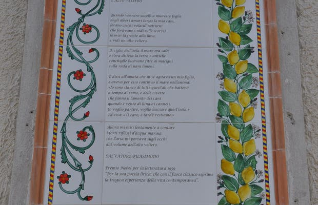 Poesie sui muri