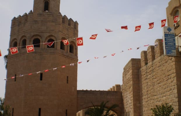 Monastir City Walls