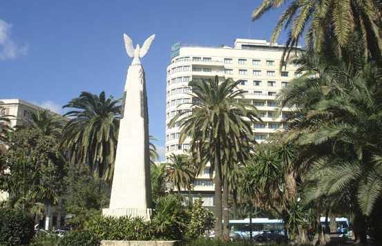 Monumento a Salvador Rueda
