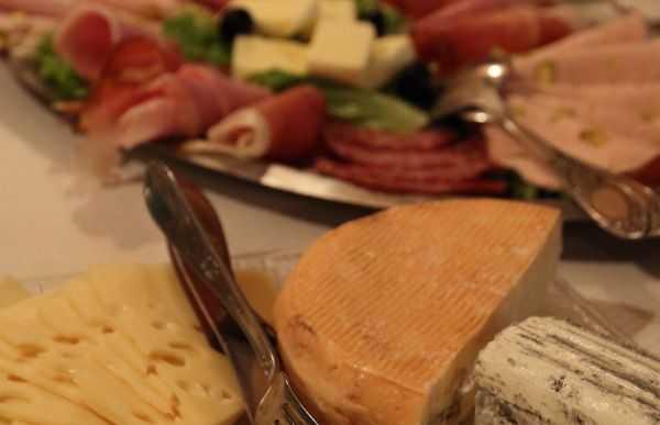 Restaurante Au Cerf