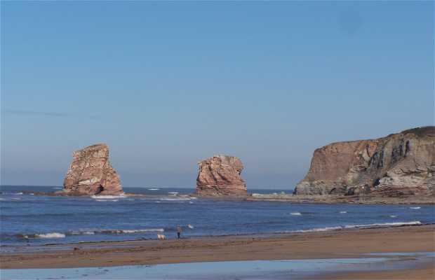 Praia Deux Jumeaux