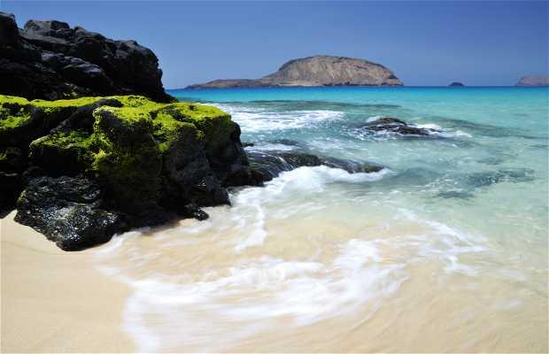Spiaggia Las Conchas