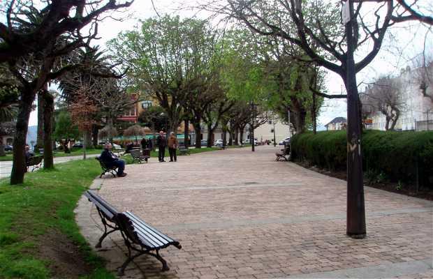 Parque de San Francisco