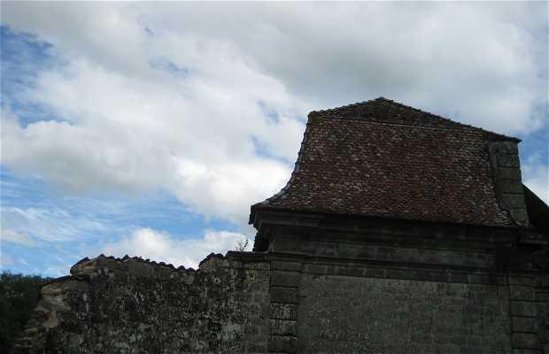L'abbaye cisterciennes de Morimond