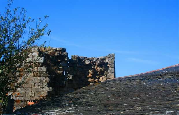 Castillo de la Pobra de Parga