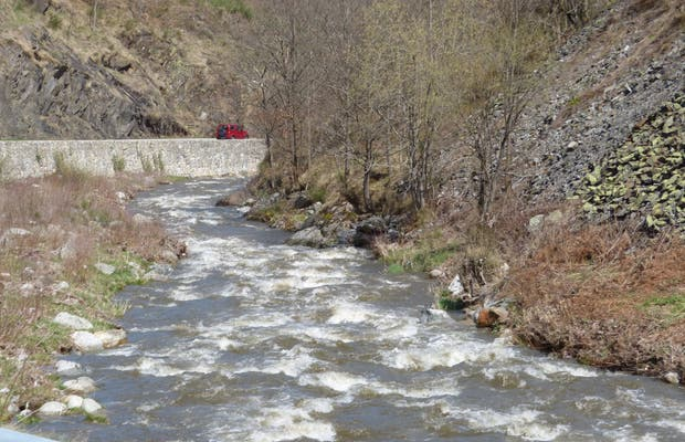 Río L'Ariege