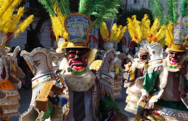 Fiestas de la Virgen de Guadalupe
