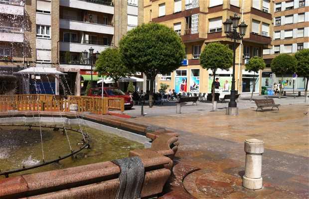Plaza de Pedro Miñor